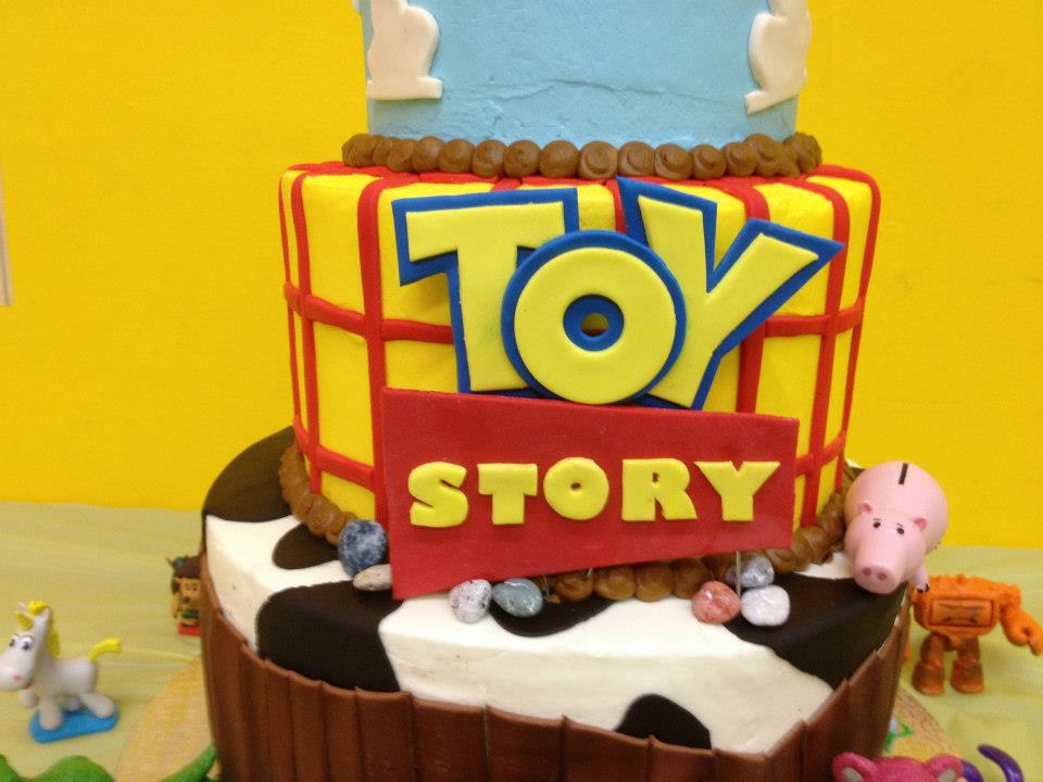Cakecreated Toy Story Cake