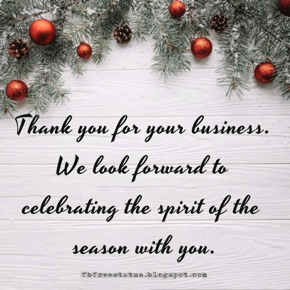 Christmas Business Wishes Images, Phtotos