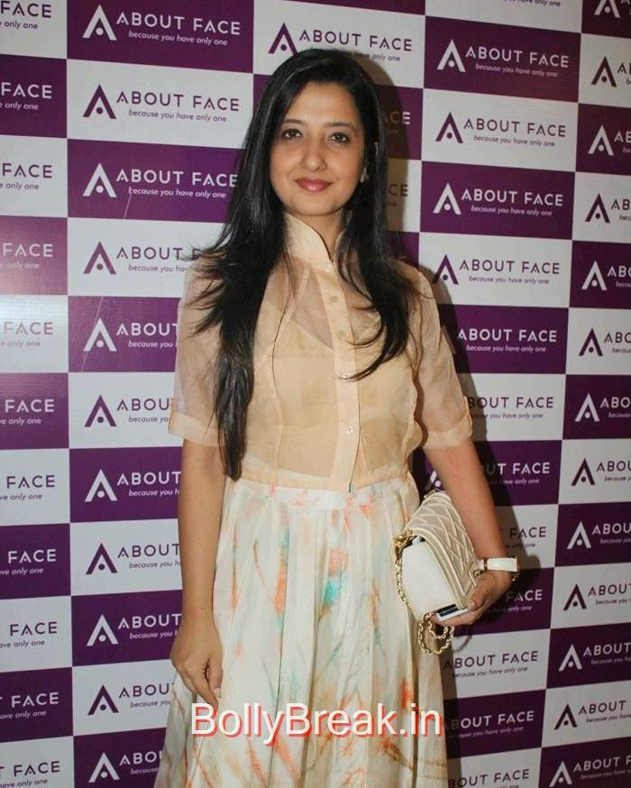 Amy Billimoria, Malaika Arora Khan Hot HD Images At About Face skin care & Aesthetics Center Launch