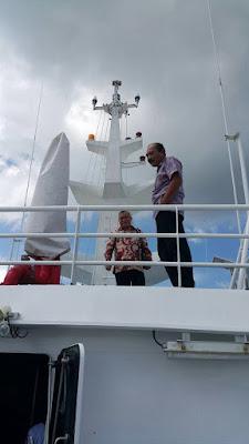 Bakamla RI Inspeksi Kantor Zona Maritim Barat