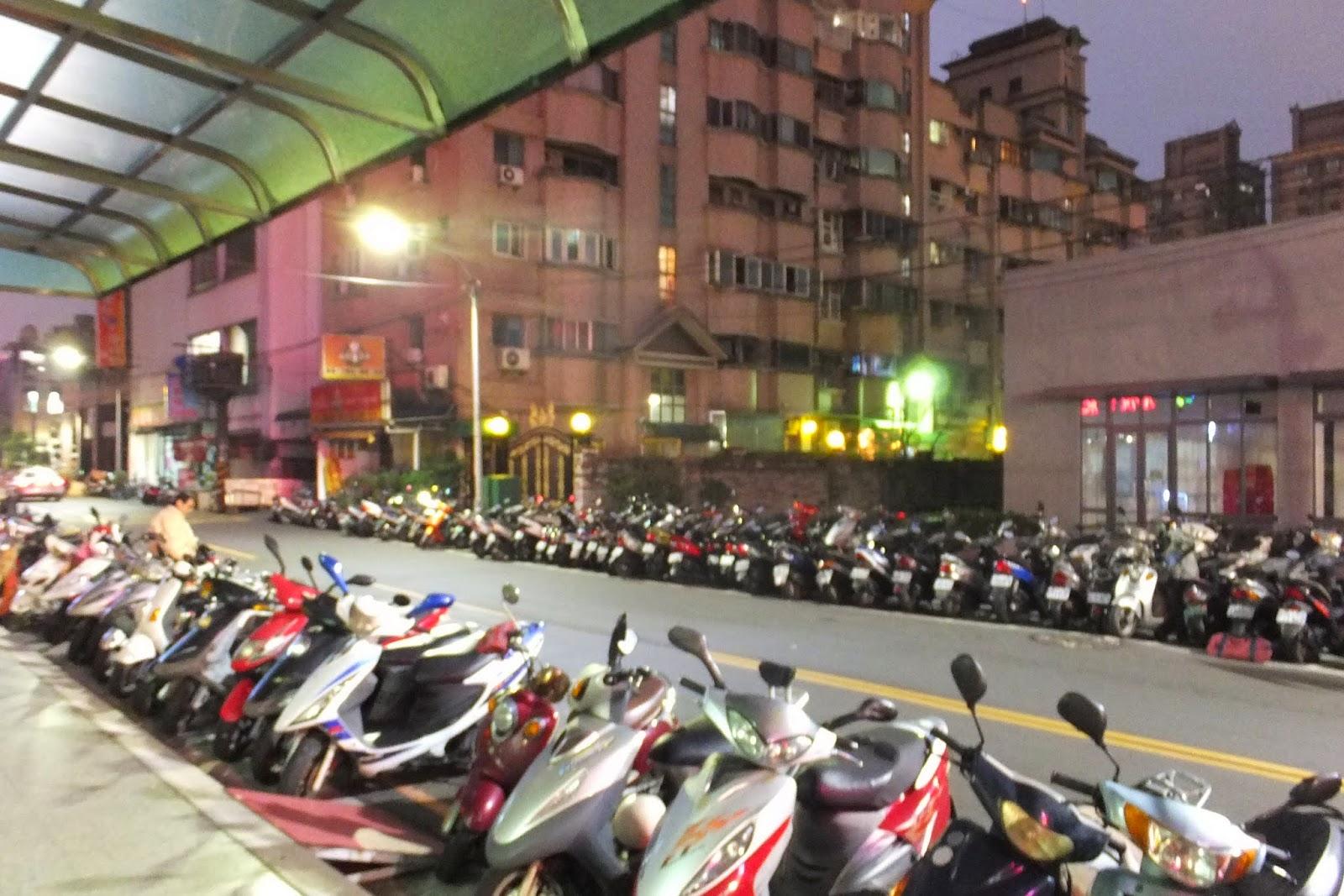 Taiwan-motorcycle 台湾のバイク