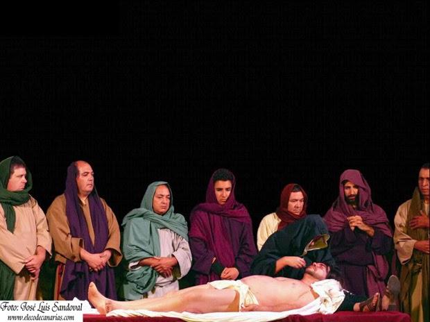 Denuncian que Podemos elimina la pasión de Cristo de Tamaraceite