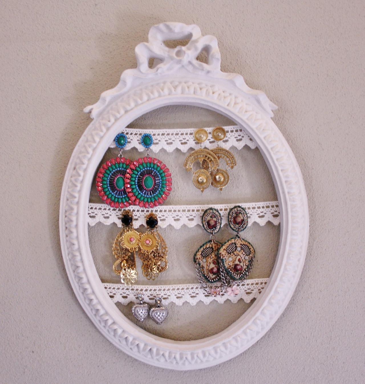 Idee Per Porta Orecchini candylostile: sei amante degli orecchini? magari artigianali?