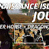 Second Life Jousting • RENAISSANCE ISLAND JOUST (11.8.2018) • Water Horse + Dragon Lance?