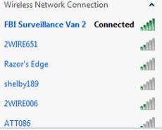FBI wifi name pics