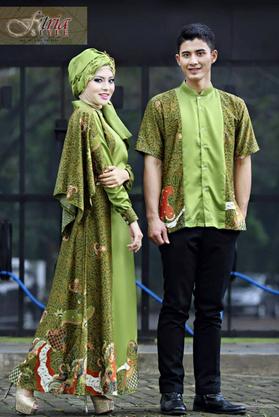 Baju Muslim Couple Model Terbaru Trend Fashion Terbaru