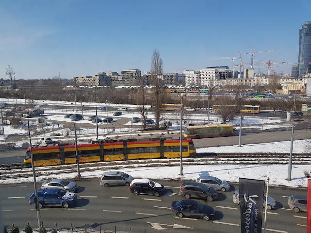 Warsaw Poland transportation guides