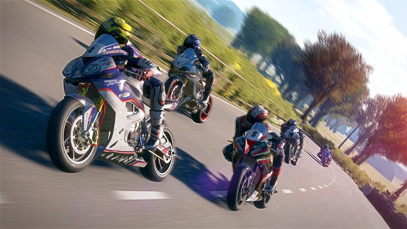 TT Isle of Man Day One Edition Repack PC Free Download Screenshot 1