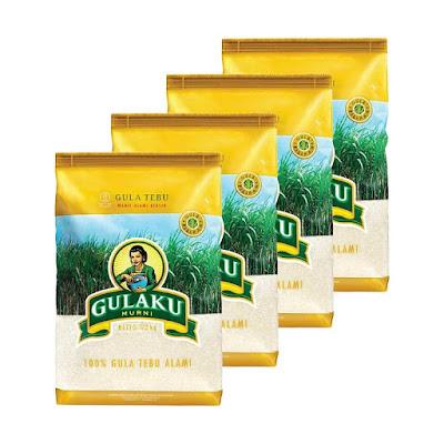 Harga Gulaku 1 kg di Pasaran