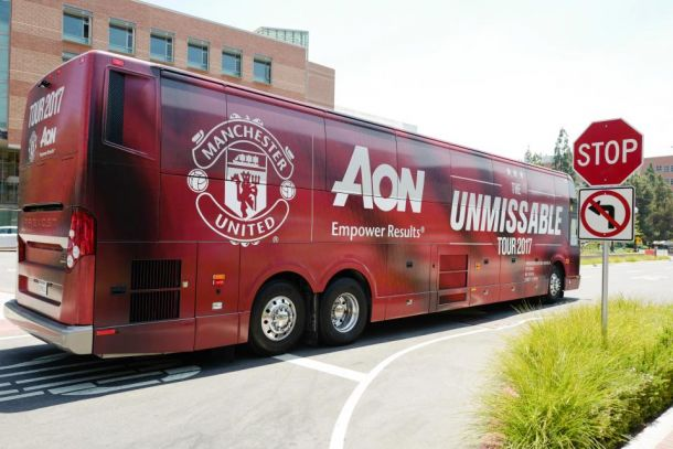 Manchester United Find By UEFA,  For Late Arrival