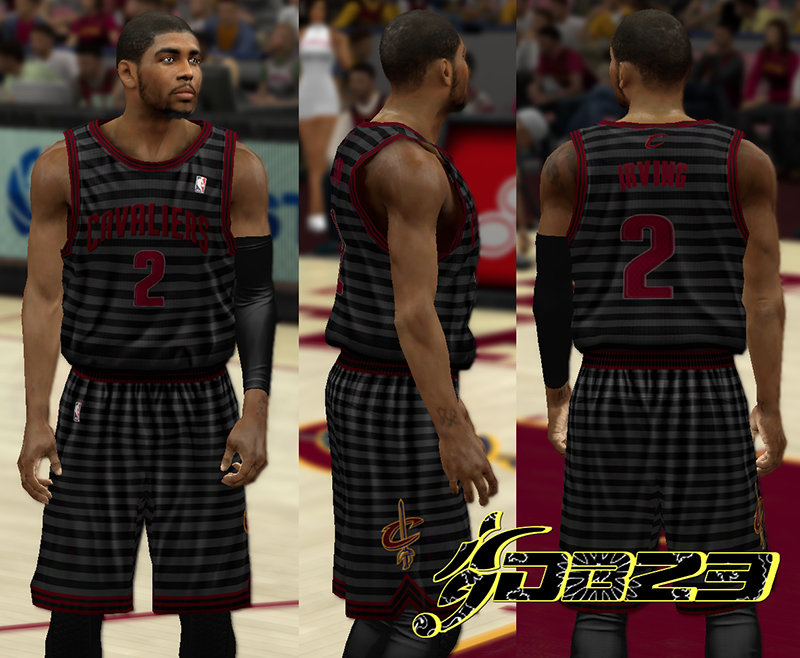 9331e19ce261 NBA 2K13 Cleveland Cavaliers Jersey Patch - NBA2K.ORG