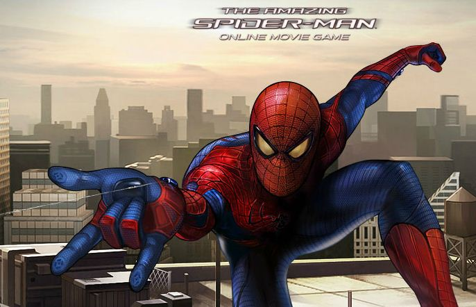 The Amazing Spiderman Online Movie Game