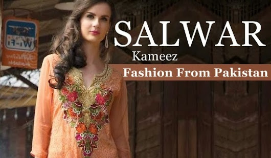 Salwar Kameez 2014 | Pakistani Salwar Kameez Collection 2014-2015