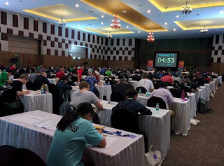 World Sudoku Championship 2017 Round 11