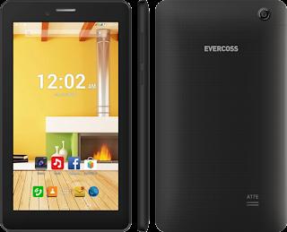 Cara Instal Ulang Evercoss AT7E Via PC - Mengatasi Bootloop