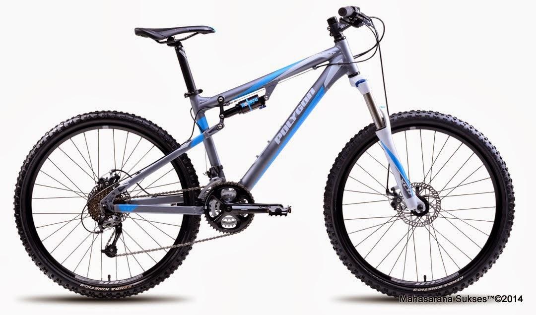 Sepeda Gunung Polygon Vander 3.0