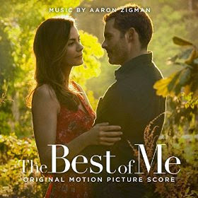 The Best of Me Film Score