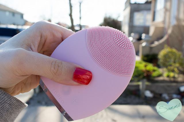Foreo Luna for Sensitive/Normal Skin ($169) March Favorites