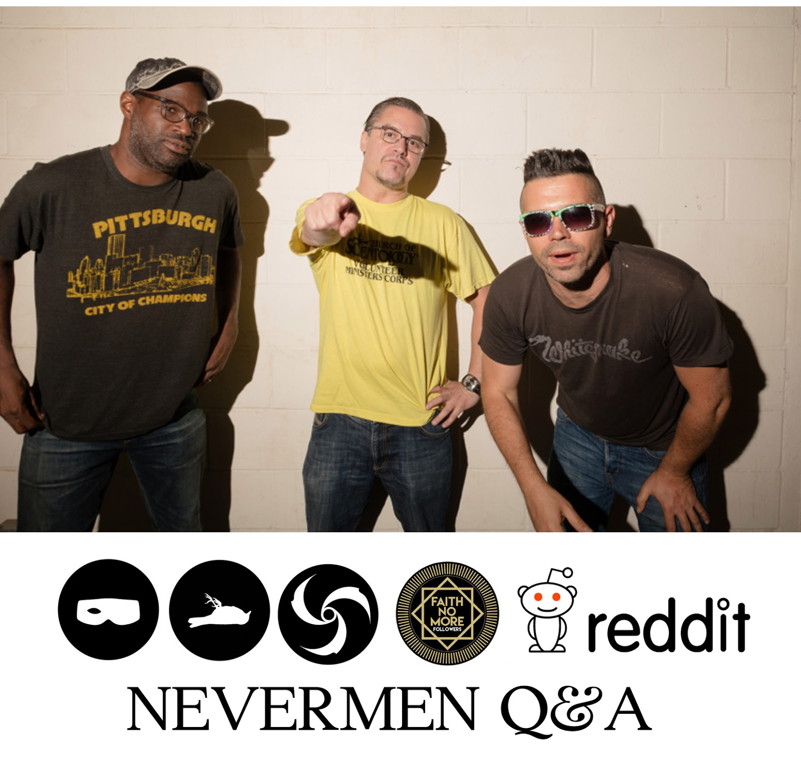 NEVERMEN | The Reddit Q+A