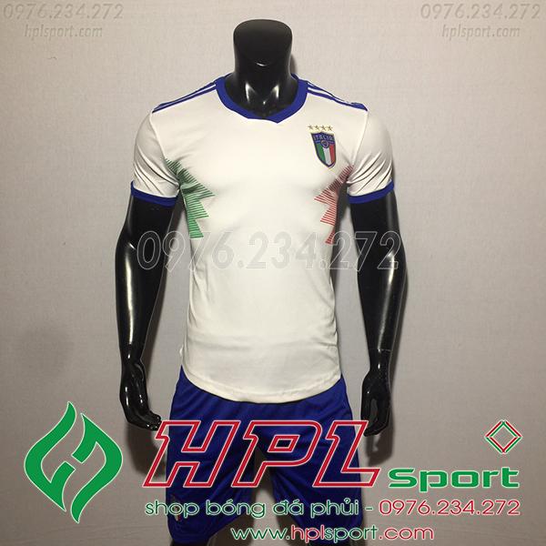 Áo bóng đá đội tuyển Italia trắng