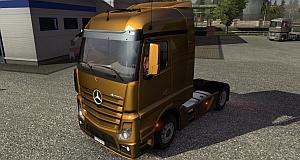 Mercedes-Benz Actros MPIV by DANZ