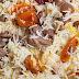 طريقة عمل الأرز البرياني باللحم