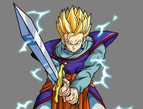 Z-Sword ( Dragon Ball Z )