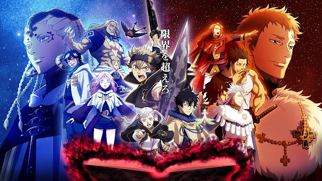 Anime Black Clover: Nuevos opening y ending