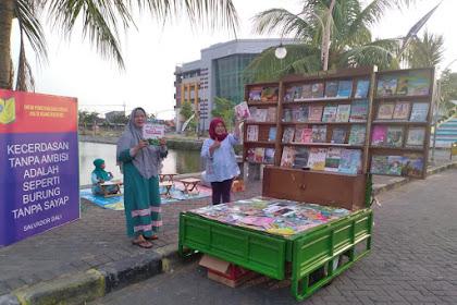 Perpustakaan Kabupaten Gersik Mendapatkan Juara Perpustakaan Terbaik Jawa Timur 2018