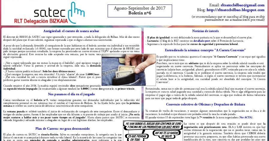 Tabla salarial convenio oficinas y despachos tenerife 2016 for Convenio oficinas madrid 2017