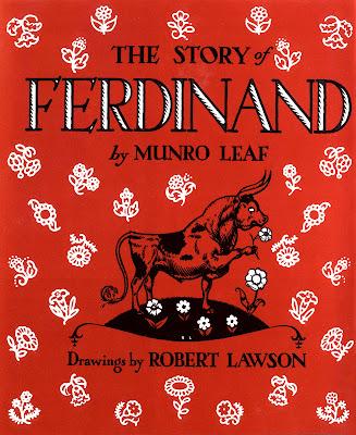 Resultado de imagen para ferdinand book cover
