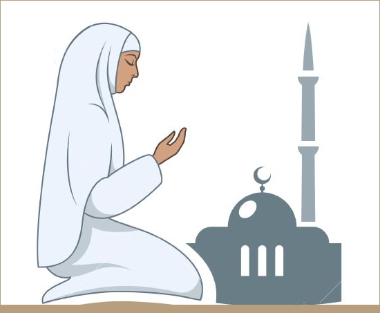 Eid Namaz, Salah for Women