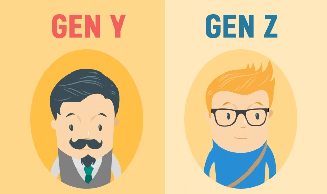Generation Y vs Gen Z