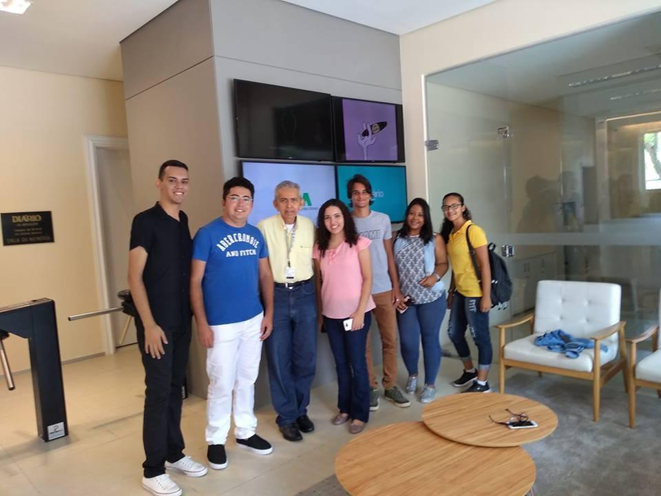 Estudantes de Jornalismo da Estácio do Ceará visitam SVM 9bfcecad7b902