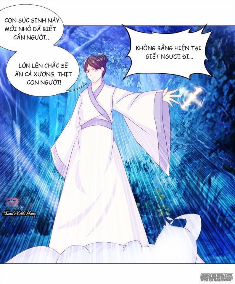 Sư Tôn Hai Mặt Đừng Xằng Bậy Chap 8
