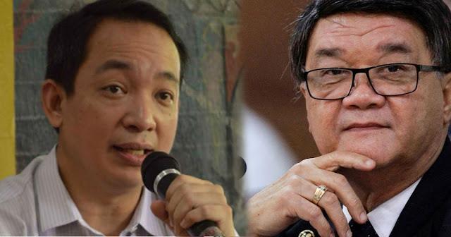 Rep. Tinio: Talagang pinapatunayan ni Aguirre na Department of Fake Justice ang kanyang ahensya