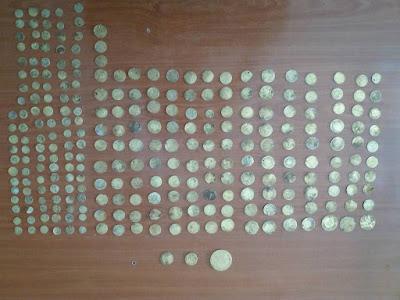 Ιωάννινα: Αλβανός με εκατοντάδες χρυσά νομίσματα της οθωμανικής περιόδου