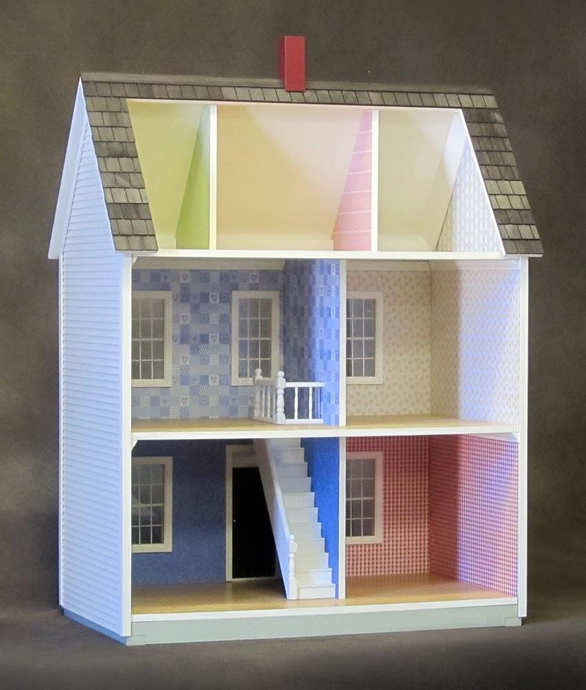 Reasonably Priced Roomy Dollhouses