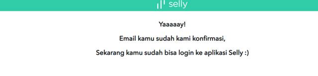 Cara Daftar di Aplikasi Selly