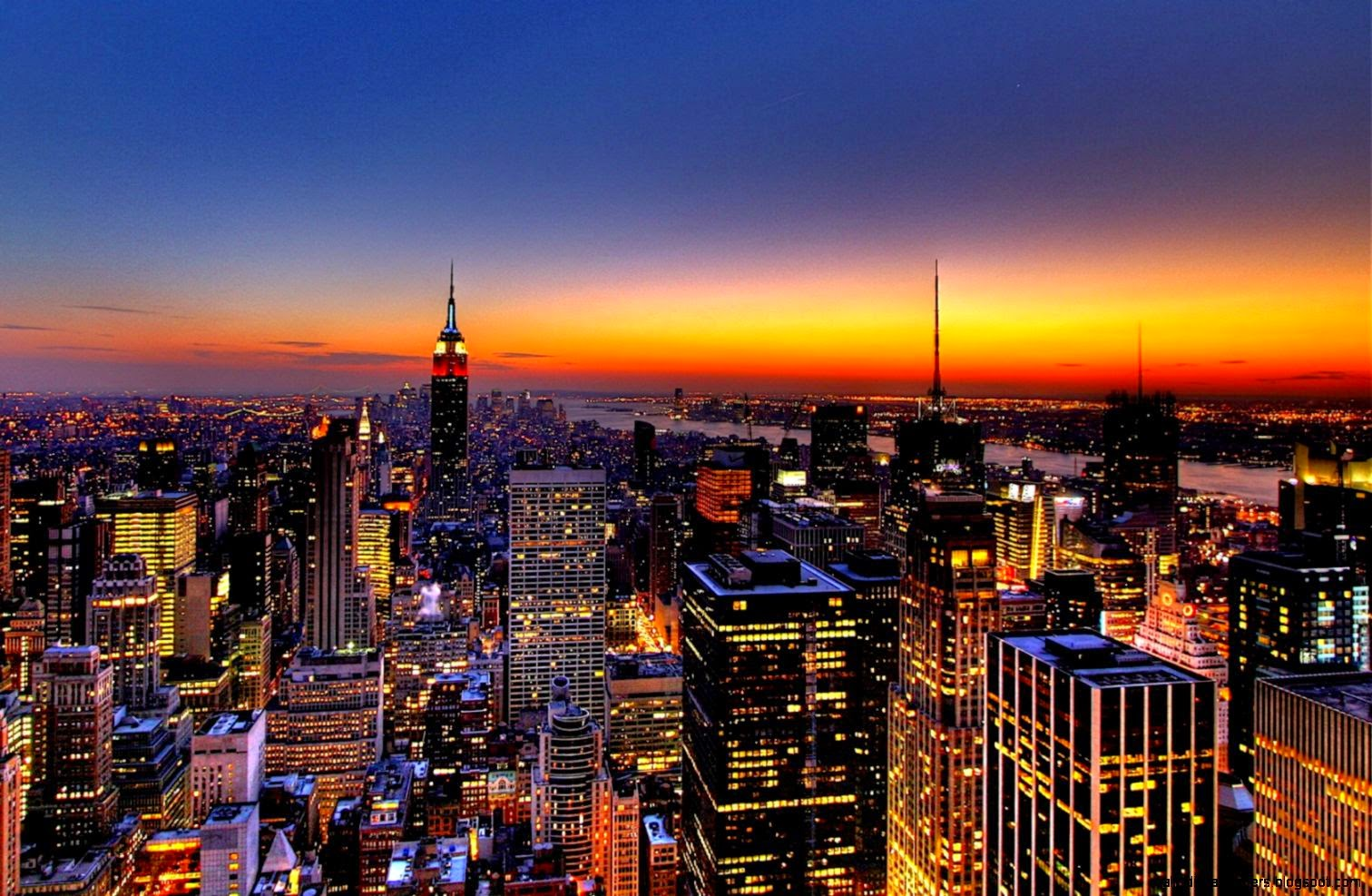 City wallpaper desktop all hd wallpapers - New york skyline computer wallpaper ...