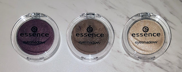 Essence Makeup Favorite Brow & Eye Products*