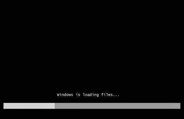 Loading File Windows 7