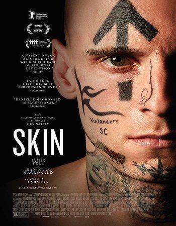 Skin (2018) English 480p HDRip x264 350MB ESubs Movie Download