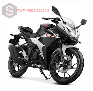 Honda-CBR-150R-Slick-Black-White