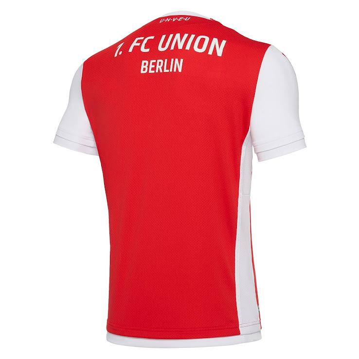 Bespoke Union Berlin 18-19 Home, Away & Third Kits Released
