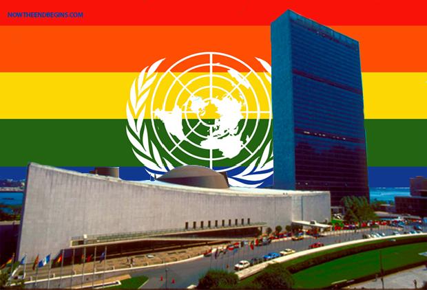 Kucurkan Dana untuk Dukung LGBT di Indonesia, Bukti PBB Alat Liberalisasi Barat