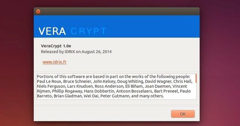 VeraCrypt safer alternative to TrueCrypt - The Ubuntu Maniac