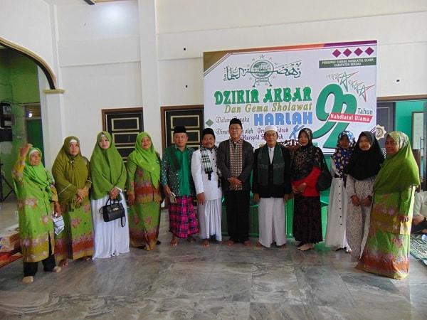 Pengajian Umum di Masjid Al-Falah Sekadau, Peringati Hari Jadi NU