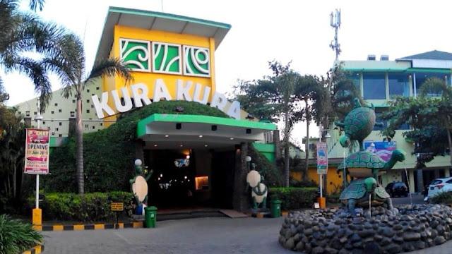 Wahana Kolam di Kurakura Kids Funhouse Mataram