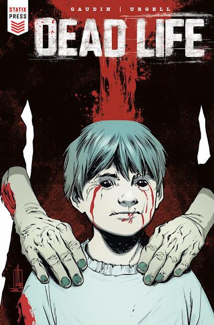 Dead Life #1 (regular cover)
